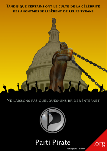 Ne laissons pas quelques-uns brider Internet