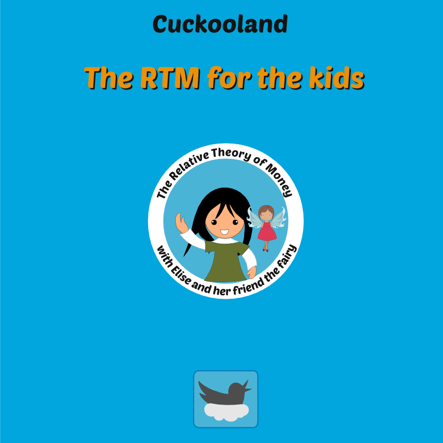 Cover - The RTM for the kids